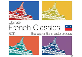 VARIOUS - Ultimate French Classics - (CD)