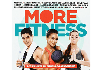 VARIOUS - More Fitness - (CD)