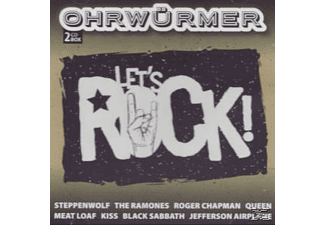 VARIOUS - Ohrwürmer-Let's Rock - (CD)