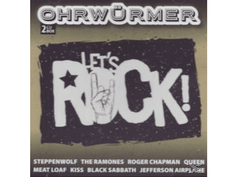 VARIOUS - Ohrwürmer-Let's Rock [CD]