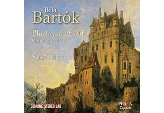 New Orchestra Of London And Chorus, Walter Susskind - HERZOG BLAUBARTS BURG - (CD)