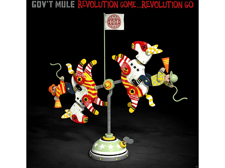 Gov't Mule - Revolution Come...Revolution Go (2CD Deluxe Edt.) [CD]