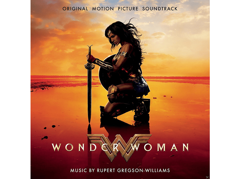 Rupert Gregson Williams - Wonder Woman/OST [CD]