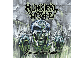 Municipal Waste - Slime And Punishment - (CD)