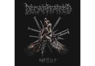 Decapitated - Anticult - (Vinyl)