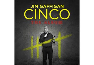 Jim Gaffigan - Cinco - The Album - (CD)