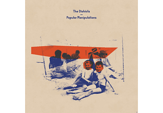 The Districts - Popular Manipulations - (CD)