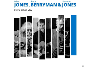 Wizz Jones, Pete Berryman, Simeon Jones - Come What May - (CD)