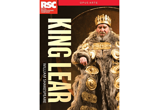 VARIOUS - King Lear - (DVD)