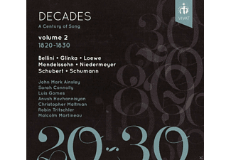 VARIOUS - Decades.Vol.2: 1820-1830 - (CD)