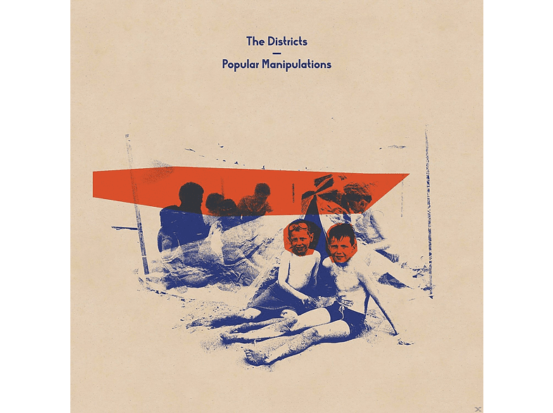 The Districts - POPULAR MANIPULATIONS [LP + Download]