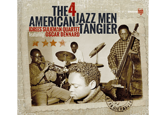 Idrees Quartet Sulieman - The 4 American Jazzmen In Tangier - (CD)
