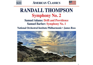 National Orch.Institute Philharmonic - Synphony No. 2 - (CD)