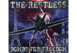 Restless - Bombs For Freedom - (CD)