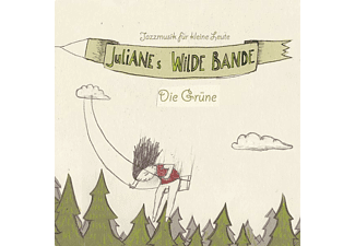 Julianes Wilde Bande - Die Grüne (Reissue) - (CD)