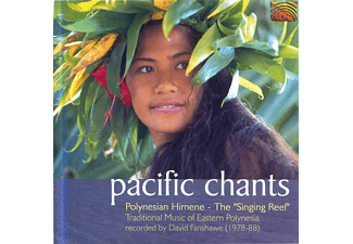 David Fanshaw - PACIFIC CHANTS - (CD)