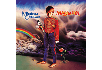 Marillion - Misplaced Childhood (Deluxe Edition) - (CD + Blu-ray Disc)