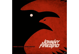 Johnny Firebird - FINDERS KEEPERS LOSERS WEEPERS - (Vinyl)