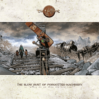 The Tangent - THE SLOW RUST OF FORGOTTEN MACHINERY (+CD) [LP + Bonus-CD]