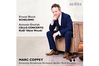 Marc Coppey, Deutsches Symphonie-orchester Berlin - MARC COPPEY:CELLO CONCERTO & SCHELOMO [CD]