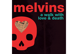Melvins - A WALK WITH LOVE AND DEATH - (CD)