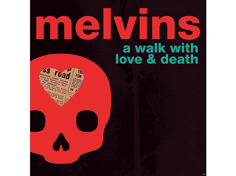 Melvins - A WALK WITH LOVE AND DEATH [CD]