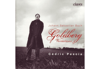 Cedric Pescia - Goldberg Variationen - (CD)