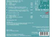 Emil Gilels - Gilels Edition Vol.5-Sonaten [CD]