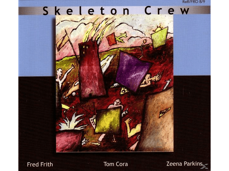 Skeleton Crew - Learn To Talk/Country of Blinds [CD]