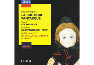 KENNEDY/NATIONALPHILHARMONICORCH/BO - La Boutique Fantasque/Les Sylphides/Meditation - (CD)