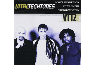 Vital Techtones - Vital Tech Tone 2 - (CD)