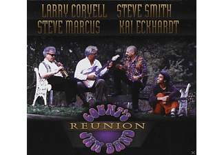 Larry Coryell, Steve Smith, Steve Marcus, Kai Eckhardt - Count's Jam Band Reunion - (CD)