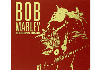 Bob Marley - Gold Collection 70-71 - (CD)