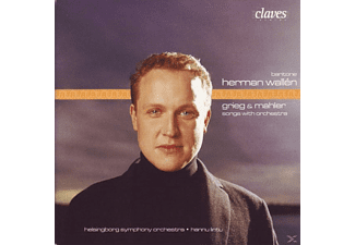 Diverse Herman Wallen - Debut - (CD)