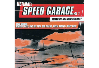 VARIOUS - Ultimate Speed Garage Vol. 1 - (CD)