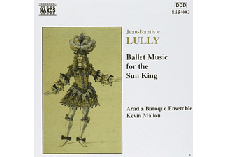 Mary Enid Haines, Sharla Nafziger, Aradia Baroque Ensemble, The Sopranos - Ballett Music For The Sun King - (CD)