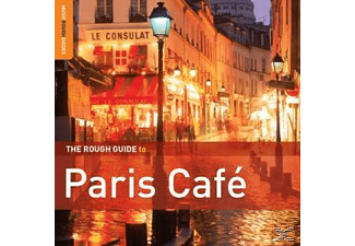 VARIOUS - Rough Guide To Paris Café - (CD)