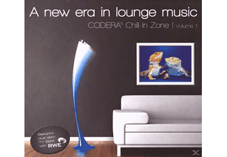 Codera - Codera Chill-In Zone - (CD)