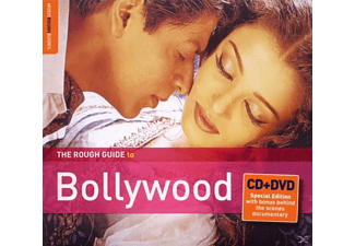 VARIOUS - The Rough Guide To Bollywood - (CD + DVD)