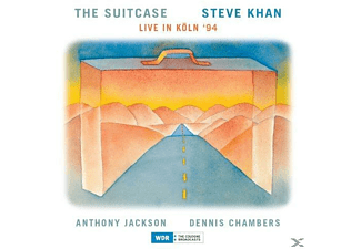 Steve Khan - The Suitcase: Live I - (CD)
