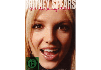 Britney Spears - Girls Are Always Right - (DVD)