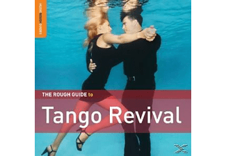 VARIOUS - The Rough Guide to Tango Revival - (CD)