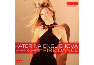 Wihan Quartet, Katerina Englichova - Fire Dance - (CD)