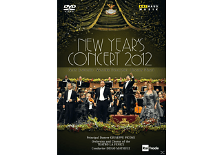 Orchestra and Chorus of the Teatro La Fenice - Neujahrskonzert 2012 - (DVD)