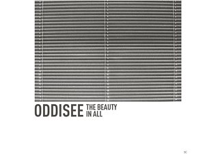 Oddisee - The Beauty In All - (CD)