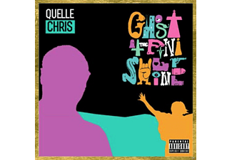 Quelle Chris - Ghost At The Finish Line - (CD)