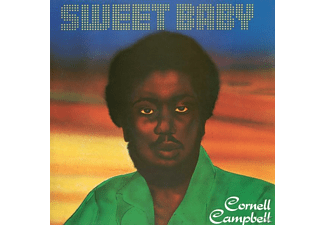 Cornell Campbell - SWEET BABY - (CD)