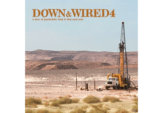 VARIOUS - BEST OF DOWN & WIRED 3 & 4 - (CD)