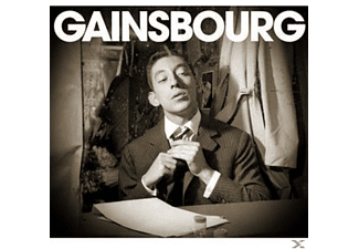 Serge Gainsbourg - SERGE GAINSBOURG - (CD)