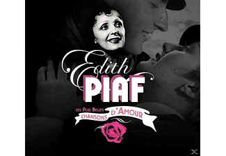 Edith Piaf - CHANSONS D AMOUR - (CD)